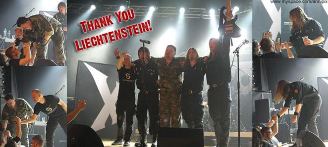Axxept @ Liechtenstein