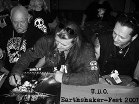 Udo - Earthshaker Fest 2007
